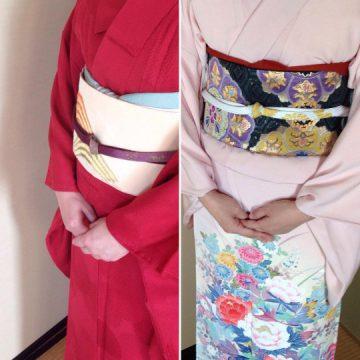 生徒さんの色無地と訪問着 どちらも、受け継がれたもの どちらも、素敵 そしてどちらも晴れがましい♡ 詳しくはブログに書こう! #富山#魚津#こゆき庵#着付けの教室#きかた教室#きものっていいな♡