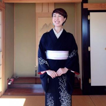 この着物の出会いからの パーティコーデ♪ ここからスタート #きもの #着物コーディネート #着物#kimono輪舞#kimono#ここからドヤ顔へ(笑)